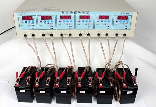蓝光蓄电池修复仪增加电池寿命,减少废电池污染