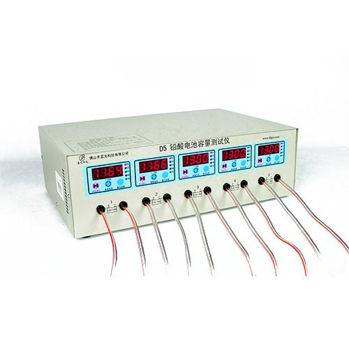 蓝光五路电动车蓄电池放电检测仪,蓄电池检测仪D5
