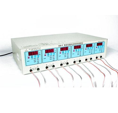蓝光正负脉冲六路蓄电池修复仪,电动车电池修复仪CD6-F