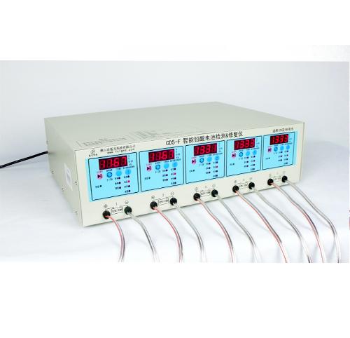 蓝光正负脉冲五路蓄电池修复仪,电动车电池修复仪CD5-F
