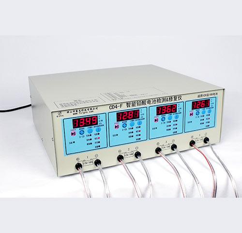 蓝光四路正负脉冲蓄电池修复仪,电动车电池修  复仪CD4-F